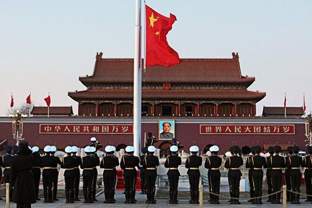 В Китае одобрен проект нового пятилетнего плана