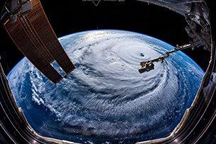 !Вид на Землю с МКС