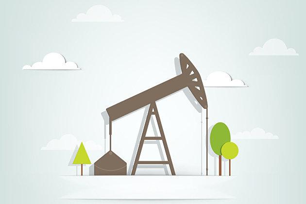 #Нефтяной насос