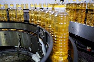 !Производство растительного масла