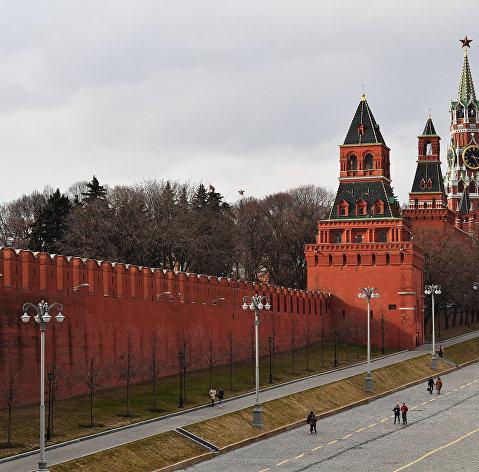 #Московский Кремль