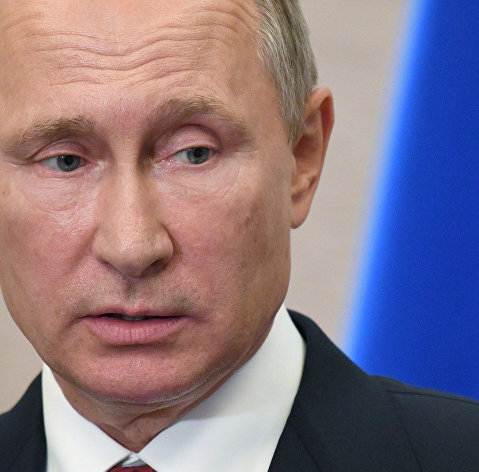 #Президент РФ Владимир Путин