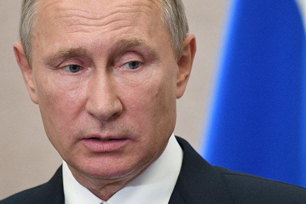 Путин потребовал обеспечить неменее ощутимый рост заработных плат