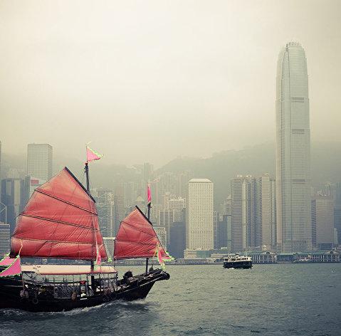 """829358483 - Инвесторы насторожились. Гонконг может """"добить"""" отношения США и КНР"""