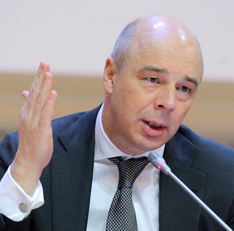 Первый вице-премьер, министр финансов Антон Силуанов