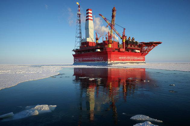 """829371279 - """"Газпром нефть"""" не считает, что санкции сказываются на интересе партнеров"""