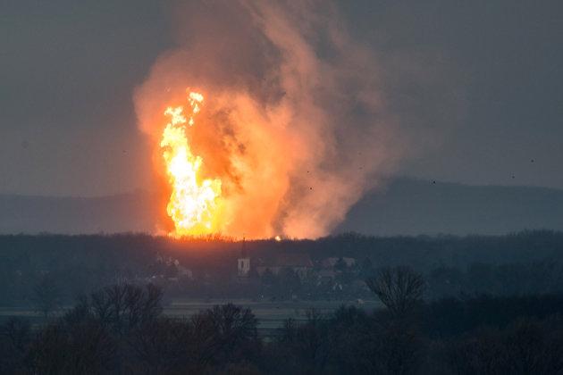 829386853 - Причины взрыва на танкере предстоит устанавливать компетентным ведомствам - Росморречфлот