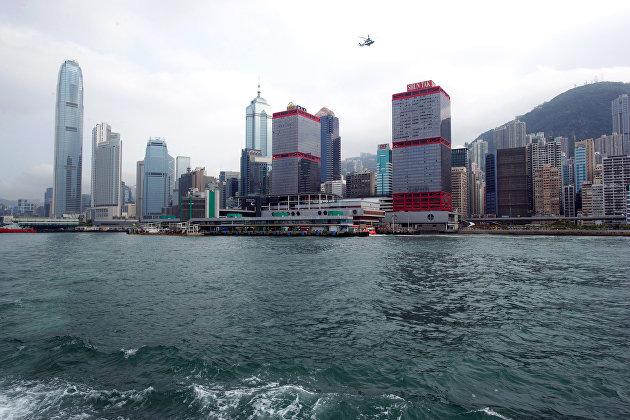 """Fitch понизило рейтинг Гонконга из-за протестов до """"AA"""" c негативным прогнозом"""