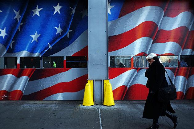 829410386 - ВВП США в I квартале, по третьей оценке, вырос на 3,1%