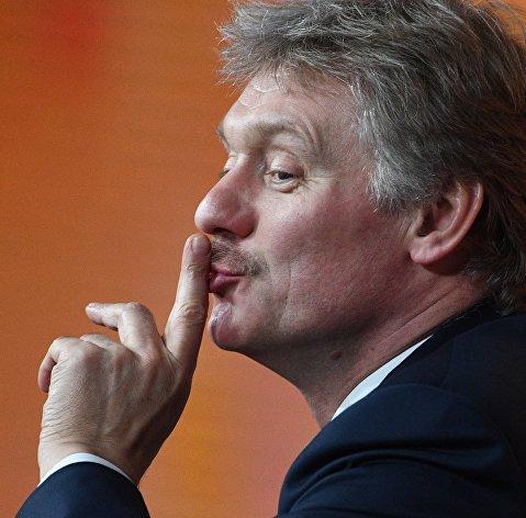 Песков заявил, что нацпроекты с повестки дня не снимаются