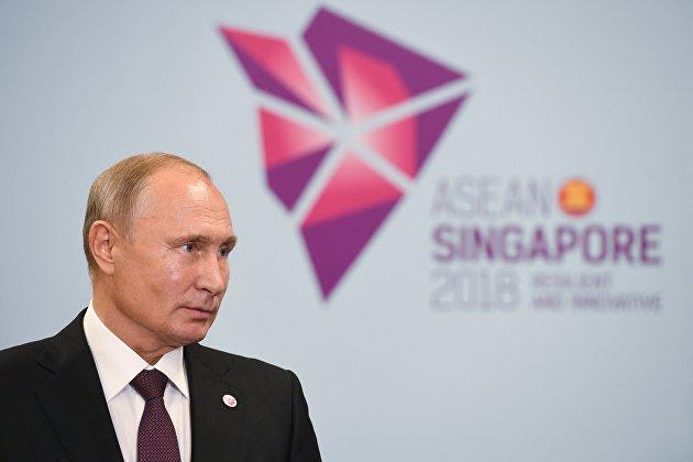 Путин заявил, что Россию вполне устраивает цена на нефть на уровне $70