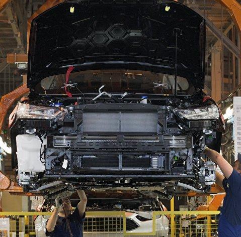 Форд выставит наторги заводы в РФ   Обавтомобилях