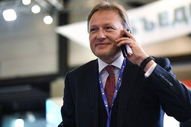 Уполномоченный при президенте РФ Борис Титов