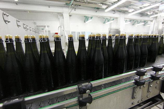"""""""Абрау-Дюрсо"""" может запустить производство шампанского в Китае"""