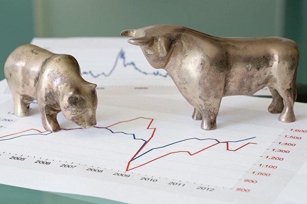 Медведи и быки на бирже
