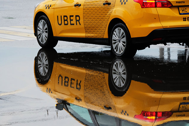 WSJ: Акции Uber упали до рекордного минимума после снятия запрета на продажи бумаг
