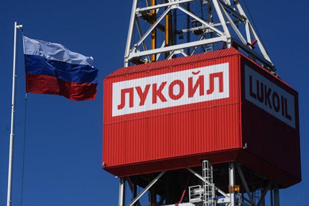 """829525583 - """"Лукойл"""" ждет нефть по $50 в первом полугодии 2021 года"""