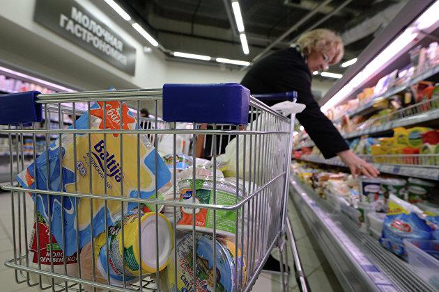 Россия ограничила ввоз молочной продукции из Литвы