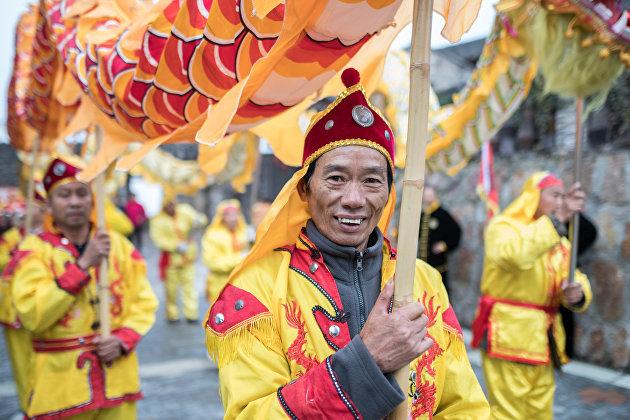 Китайский внутренний туризм постепенно восстанавливается
