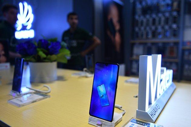 Китайская Huawei в 2019 году стала мировым лидером по объему поставок 5G-смартфонов