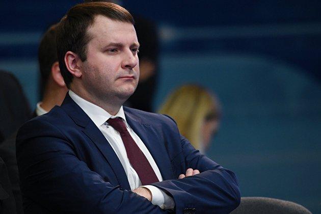 Орешкин не исключил привлечения госфинансирования в проект ВСМ Москва-Петербург