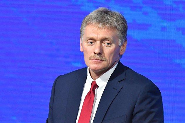 """Песков: РФ готова к транзиту газа через Украину при целесообразности этого для """"Газпрома"""""""