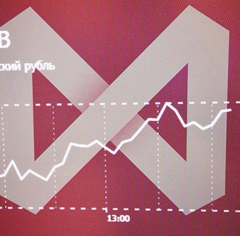 829577251 - Рубль растет к доллару и снижается к евро на внешнем позитиве
