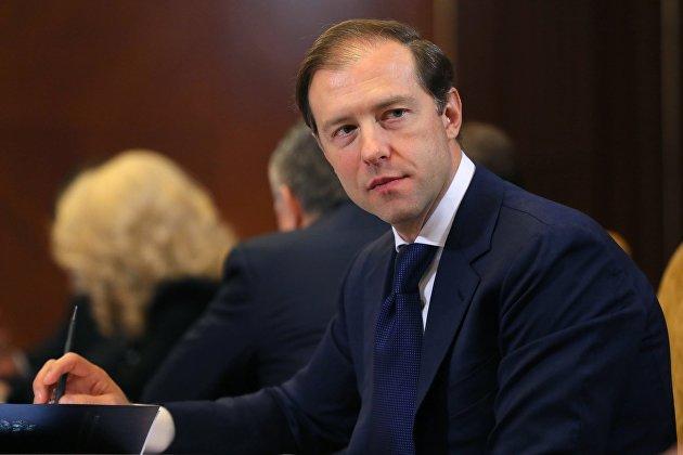 Мантуров заявил о проблемах ряда регионов с медицинским кислородом