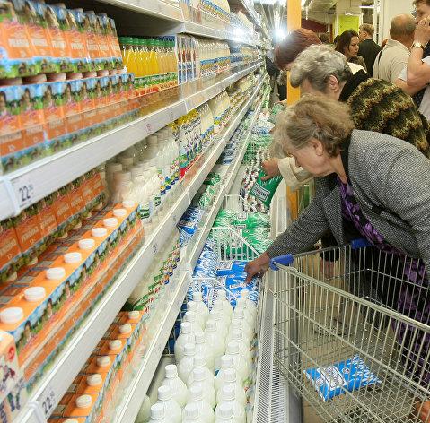 829604112 - Продукты с заменителями молочных жиров в РФ с 11 января начнут открыто маркировать