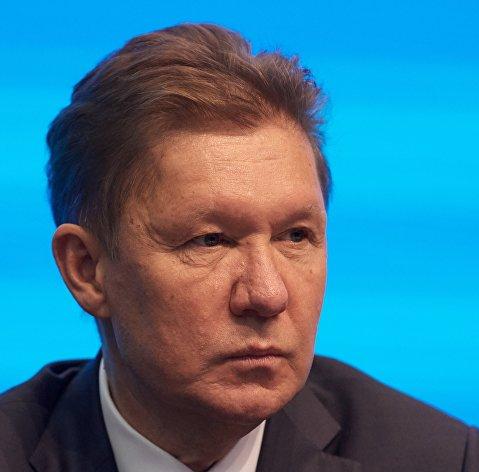Миллер: Украина в 2019 г не сможет подписать новый контракт на транзит газа по законам ЕС
