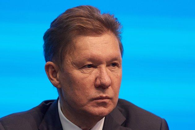 """Миллер: Почти 95% администрации """"Газпрома"""" уже работает в Санкт-Петербурге"""