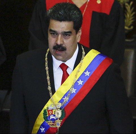 Мадуро: Объявленная США энергетическая война провалится