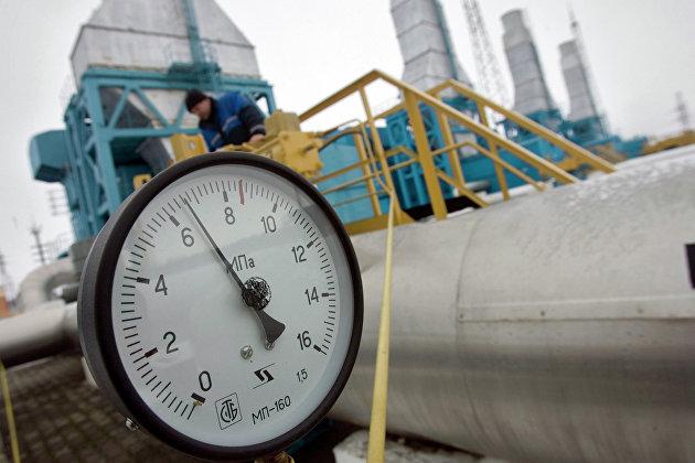 """""""Газпром"""" в 2019 году экспортировал в Европу 58,5 млрд кубов газа по """"Северному потоку"""""""