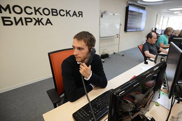 829680241 - Российский рынок акций усилил рост по индексам Мосбиржи и РТС