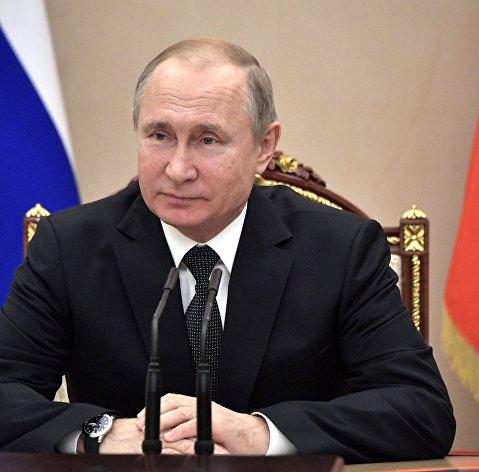 Путин: Атаки на НПЗ Саудовской Аравии цели не достигли
