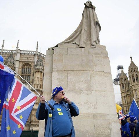 ООН подсчитала убытки Великобритании от жесткого Brexit