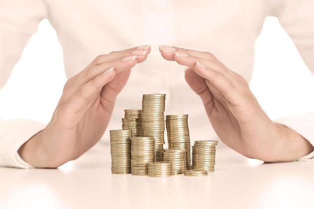 Женщина финансист