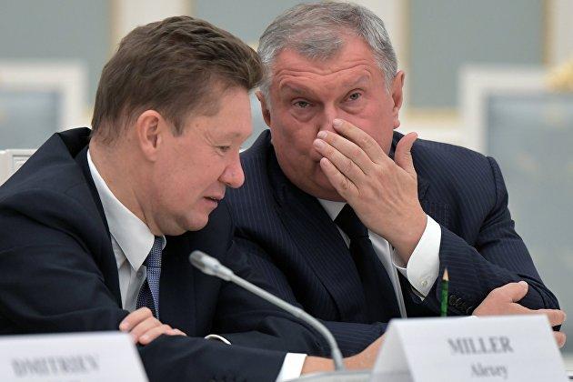 "Сечин озвучил расходы ""Роснефти"" на добычу барреля нефти"