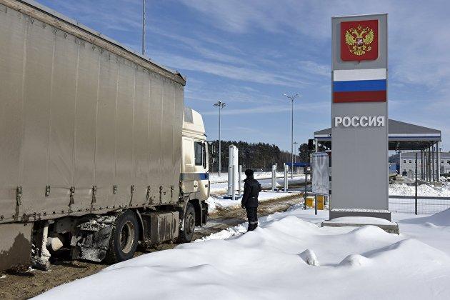 Россельхознадзор просит ФСБ иМинтранс пресечь «серый» белорусский транзит