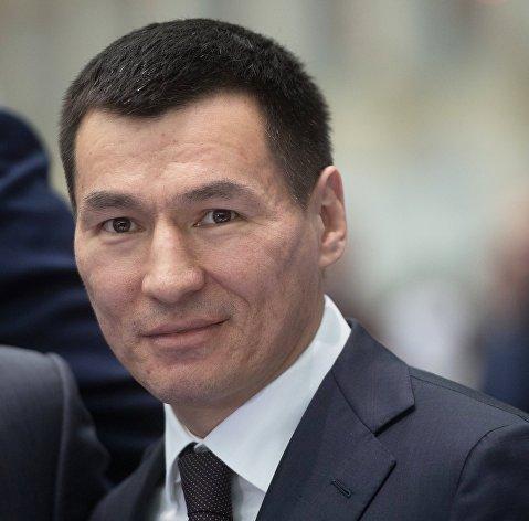 829818622 - Путин назначил Хасикова исполняющим обязанности главы Калмыкии
