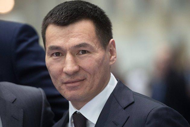 829818631 - Путин назначил Хасикова исполняющим обязанности главы Калмыкии