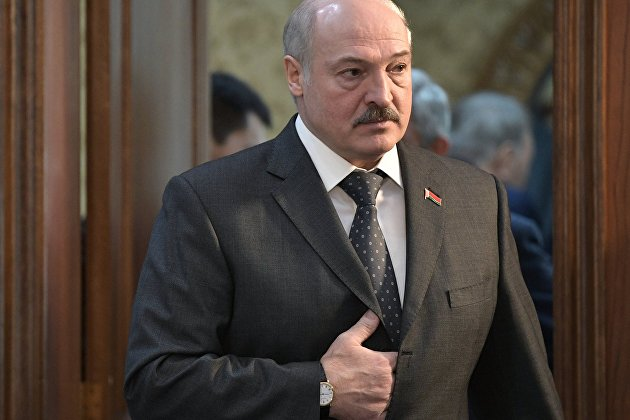 Лукашенко: Белоруссии от интеграции с РФ нужно только равные условия, в том числе по нефти