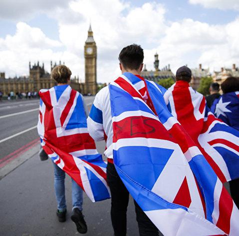 "Societe Generale: ""Жесткий"" Brexit может повлиять на финрынки аналогично кризису 2008 г"