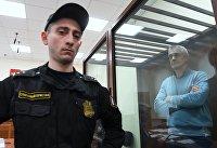 Заседание суда по делу основателя фонда Baring Vostok М. Калви