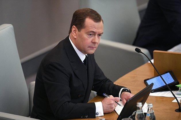 Medvedev: mach la nan devlopman ekonomik nan Federasyon Larisi la kounye a pa matche ak nivo a nan travay yo