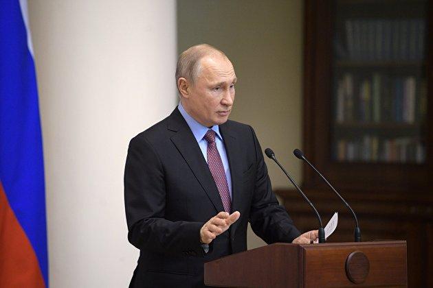 829925822 - Путин: Сверхзадачей для РФ должно быть изменение структуры экономики