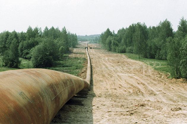 """829934668 - Транзит нефти из РФ по """"Дружбе"""" через Украину восстановится к 10 мая"""