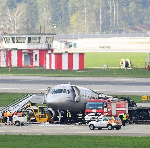 EASA присоединилось к расследованию аварии Superjet 100