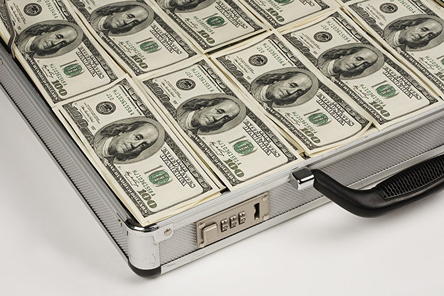 """"""" Доллары"""