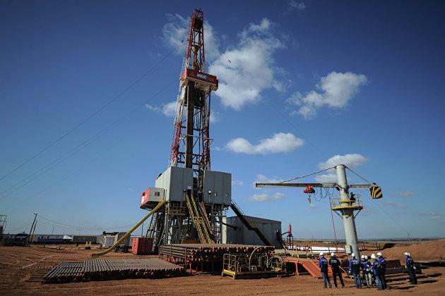 Добыча газа в России в январе-июне снизилась на 9,7%